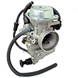honda 400 foreman - Caltric Carburetor Fits Honda 400 TRX400FW FOURTRAX FOREMAN 1995-2003 ATV New Carb