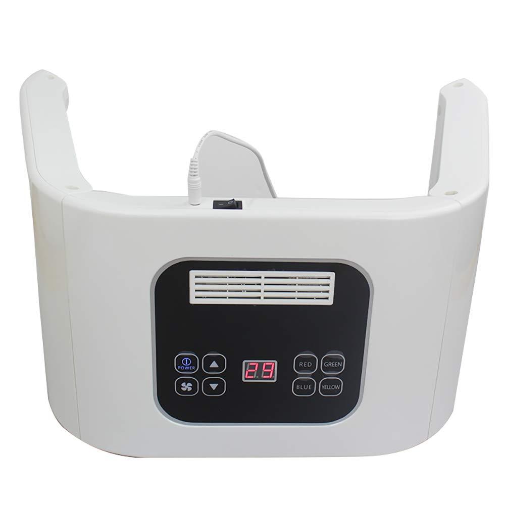 PDT LED Face Mask, Salon 4 Led Facial Light,Face Light Machine,PDT 4 Light Photon Facial Body Skin Care Beauty Device Anti-Wrinkle with Protection Eye Mask Salon Skin Care Machine,US SHIPPING