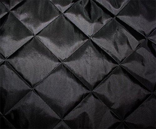 Yamaha U1 Upright Piano Cover - Quilted Black Nylon