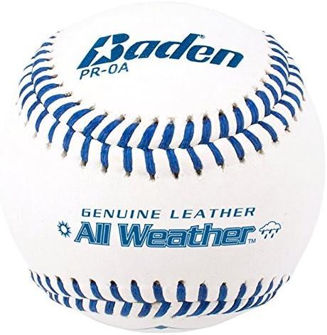 Baden All-Weather práctica, de béisbol Oficial (Pack de 12): Amazon.es: Deportes y aire libre