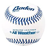 Baden All-Weather Practice Baseball, (One Dozen)