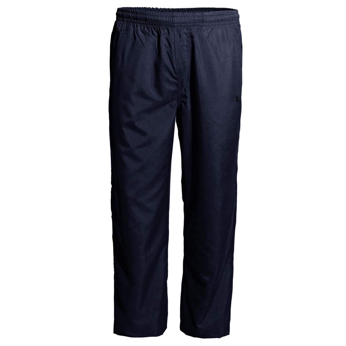 JEANS-Pantaloni con elastico Blu Scuro misure grandi 2xl 3xl 4xl 5xl 6xl 7xl 8xl 10xl