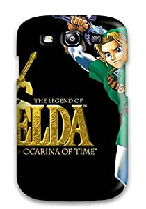 High Quality ZippyDoritEduard The Legend Of Zelda Skin Case Cover Specially Designed For Galaxy - S3