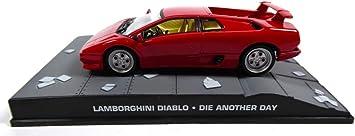 Lamborghini Diablo James Bond 007 Meurs un autre jour 1:43 Voiture Car DY039