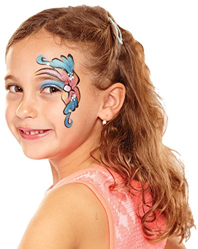 Klutz glitter face painting toy buy online in uae for Face painting rates
