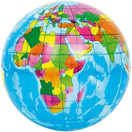 Legler - Pelota del Globo del Mundo: Amazon.es: Juguetes y juegos