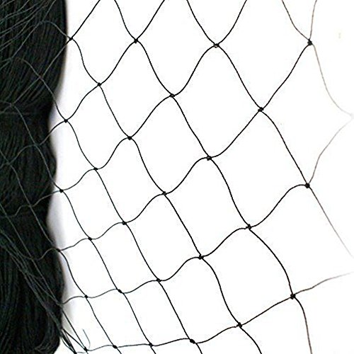 (boknight 25' X 50' Net Netting for Bird Poultry Aviary Game Pens New 2.4
