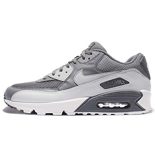 Nike Air Max 90 Essential Men Lifestyle Casual Sneakers New Cool Grey