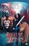 Kate Daniels, tome 2 : Brûlure magique par Andrews