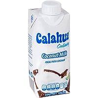 Calahua Leche, Sabor Coco, 12 X 330 ml