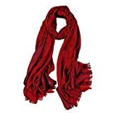 Women Girl Lady Scarfs Beach Wrap Extra Large Long Soft Voile Shawl Boho Scarves