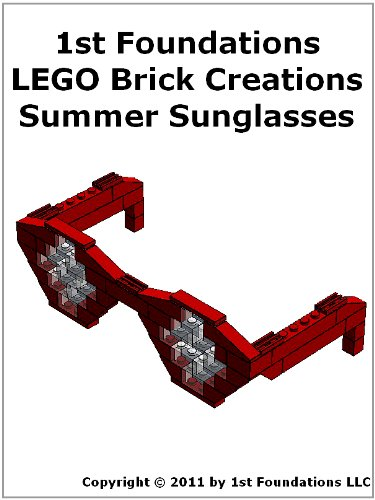Amazon 1st Foundations Lego Brick Creations Instructions For