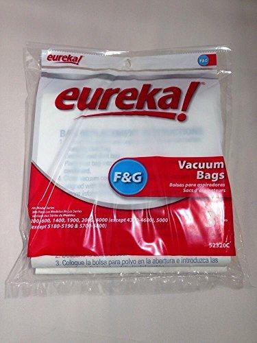 eureka vaccuum upright - 3