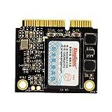 KingSpec (MSH-256) 256GB Half Size mSATA MINI PCI-E MLC SSD (Upgrade Controller)