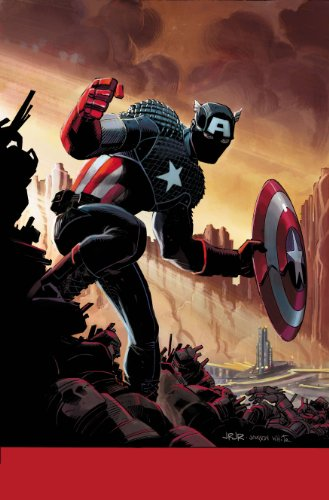 Marvel Now Captain America Poster By John Romita Jr. JRJr 24 x 36 Rolled ()