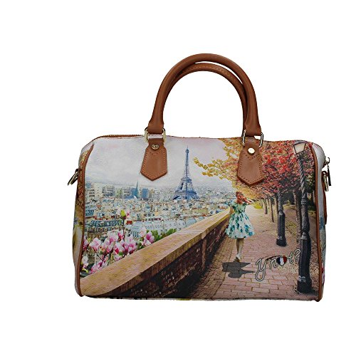 Parigi Not 318 Borsa Tour Eiffel bauletto Y qAYYn1Rt