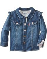 Levi's Baby Girls' Terri Denim Shirt