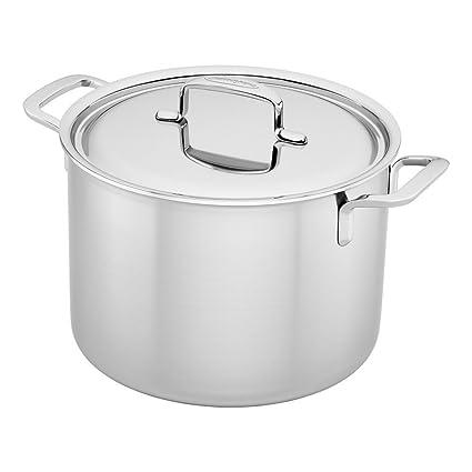 Amazon Demeyere 5 Plus Stainless Steel 8 Qt Stock Pot Kitchen