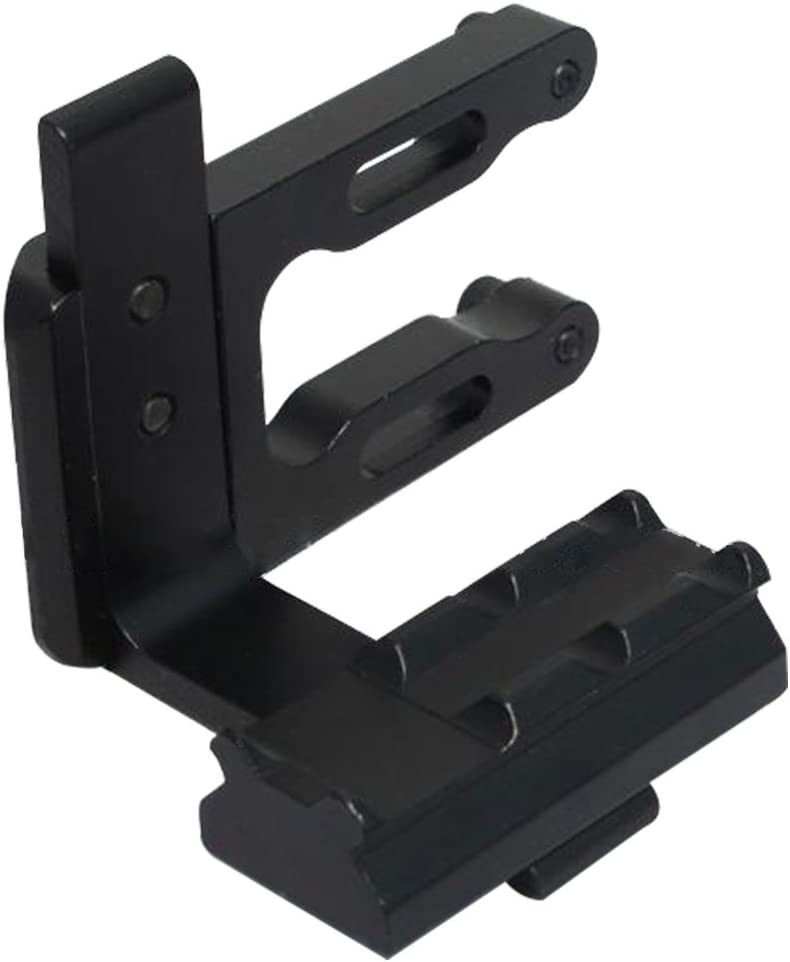 Higoo Bow Red//Green Dot Scope or Sight Mount Bracket with 20mm Rail