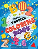 My Best Toddler Coloring Book - Fun with