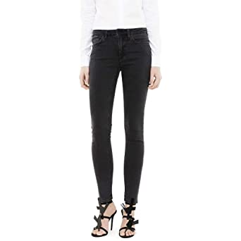 Hahashop2 - Pantalones vaqueros para mujer, ajustados ...