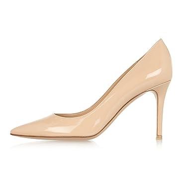 5d2b435f6825b2 EDEFS - Escarpins Femme - Chaussures à Talons Hauts - Bout Pointu fermé - Classique  Bureau