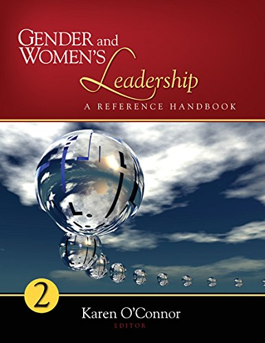 Download Gender and Women's Leadership: A Reference Handbook Pdf