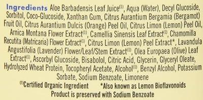 Vitamin C Sun-Aging Defense Refreshing Cleansing Gel
