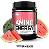 Optimum Nutrition 65 Servings Amino Energy with Green Tea and Green Coffee Extract