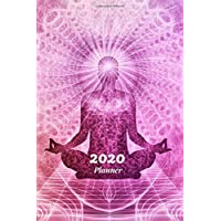 2020 Planner: Spiritual Energy: Daily, Weekly, Monthly Planner, 6x9 inch 2020 Calendar, Agenda Scheduler for Appointments and Meetings