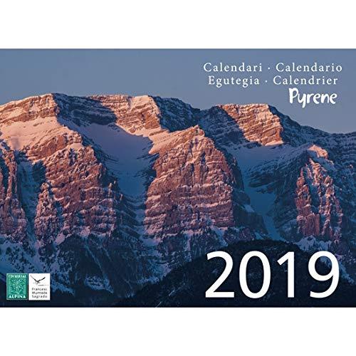 CALENDARI PYRENE 2019 por EDITORIAL ALPINA