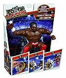 WWE Power Slammers Kofi Kingston Figure