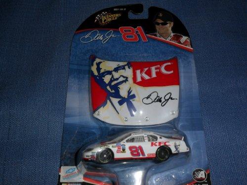 2004-dale-earnhardt-jr81-kentucky-fried-chicken-kfc-monte-carlo-1-64-scale-diecast-car-with-bonus-ma