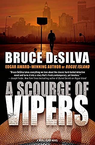 book cover of A Scourge of Vipers