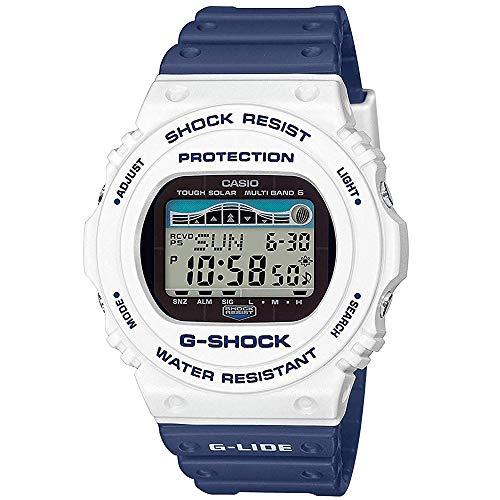 Casio GWX5700SS-7 G-Shock Men's Watch Blue 55.8mm Resin ()