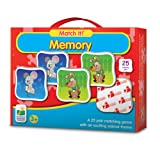 The Learning Journey Match It! Memory