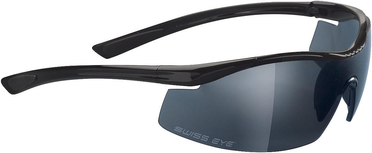 Swiss Eye F-18 Glasses Black Frame