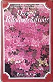 Dwarf Rhododenrons, Peter Alfred Cox, 0025285602