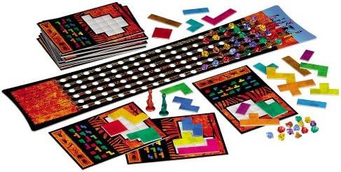 KOSMOS 6910730 Expansión Ubongo - Juego de Encajar Piezas (5-6 Jugadores, en alemán): Rejchtman, Grzegorz: Amazon.es: Juguetes y juegos