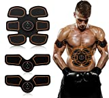 ABS Muscle Stimulator, EMS Abdominal Muscle Toner, Ultimate ABS Muscle Stimulator Belt Electronic