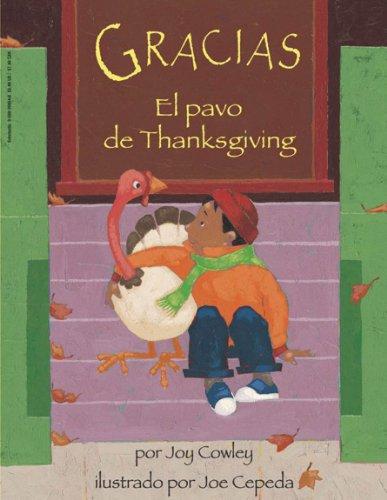 Gracias el Pavo de Thanksgiving (Mariposa / Butterfly) (Spanish Edition) ()