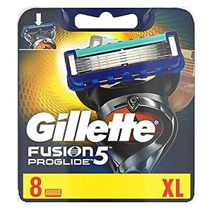 Gillette – Ancienne version – Lot de lames de rasoir Fusion ProGlide