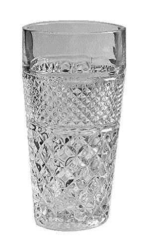 (Anchor Hocking Wexford Clear Glass (16 Oz Flat Iced)