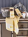 Pasam Home Turkish Kitchen Towels and Hand Towel