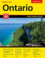 Ontario Back Road Atlas