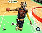 LeBron James Cleveland Cavaliers 2015 NBA Playoff Action Photo (Size: 8'' x 10'')