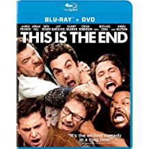 This is the End (Blu-ray + DVD + UltraViolet Digital Copy) by Sony Pictures Home Entertainment