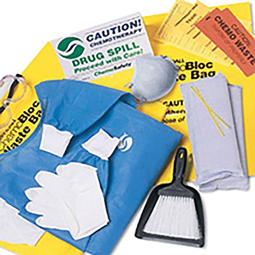 ChemoBloc Chemotherapy Spill Kit - Buy Online in Qatar