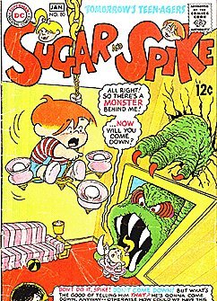 Sugar & Spike (1956 series) #80
