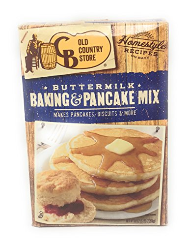 Cracker Barrel Buttermilk Baking ad Pancake Mix 80 ounce